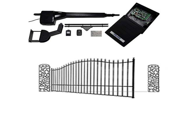 Polaris 500 Single Swing Gate Opener