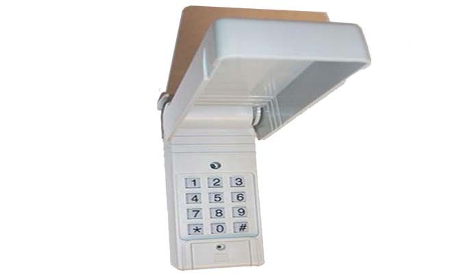 Polaris Wireless Key Pad
